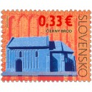 0443 - Čierny Brod - Kostel Panny Marie