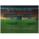 0475A (aršík) - Mistrovství světa ve fotbale 2010