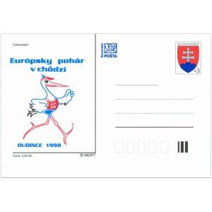 026 CDV 020/98 - Evropský pohár v chůzi
