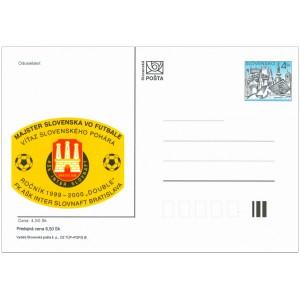 041 CDV 032/00 - FK AŠK Inter Slovnaft Bratislava