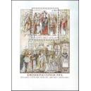Mi VA 1779 (aršík) - 1150. výročí Cyrila a Metoděje