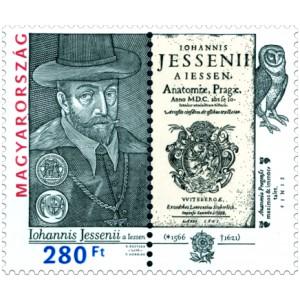 Mi HU 5841 KP - Jan Jessenius
