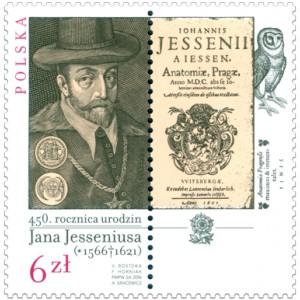 Mi PL 4845 KP - Jan Jessenius