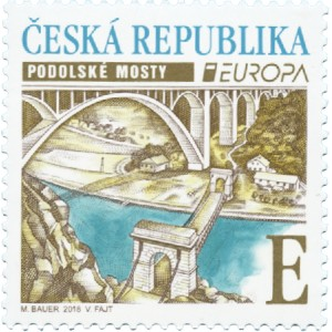 0978 - Europa: Podolské mosty