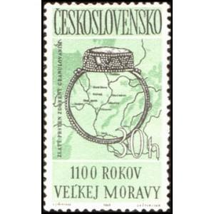 1316-1317 (série) - 1100. výročí Velké Moravy