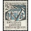 1294 - 100. výročí založení umělecké Besedy