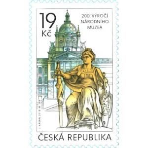 1000 - 200. výročí Národního muzea v Praze