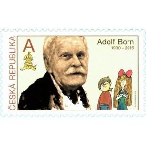 1016 - Tradice české známkové tvorby: Adolf Born