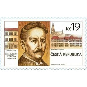 1021 - Osobnosti: Rudolf Tomáš Jedlička