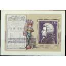 Mi DE 1571A (block 26) - Wolfgang Amadeus Mozart