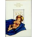 Mi DE 989A (aršík) - Vánoce 1978