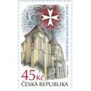 1023 - Kostel Panny Marie pod řetězem v Praze