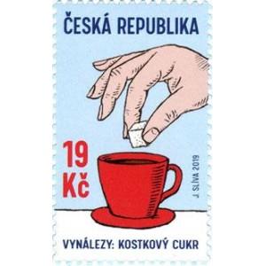 1024 - České vynálezy: Kostkový cukr