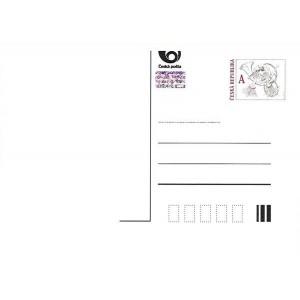 CDV133G - Historická poštovní trubka (2019)