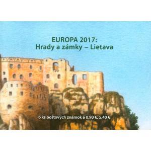 ZZ086 - EUROPA: Hrady a zámky - Lietava