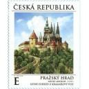 1027 - Pražský hrad v ročních obdobích