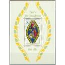 Mi DE-B 528A (aršík) - Vitráž kostela Panny Marie v Esslingenu
