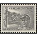 0745 - Horník a standarta