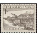 0693 - Přístav na Dunaji v Bratislavě
