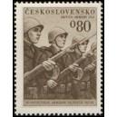 0615 - Vojáci při slavnostním pochodu