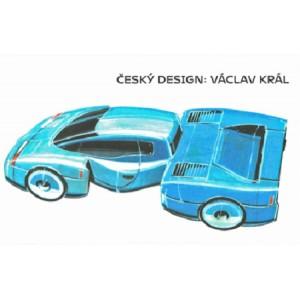 ZSL63 - Český design: Václav Král