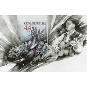 1051A (aršík) - 30. výročí sametové revoluce a Karel Kryl