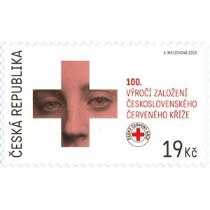 1053 - 100. výročí založení Československého červeného kříže
