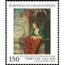 Mi LI 1823 - Gerrit Dou - Mladá dáma na balkóně