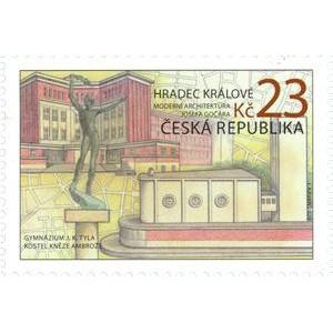 1065-1066 (série) - Josef Gočár a architektura Hradce Králové