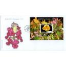 Mi JE BL68 FDC - Orchideje