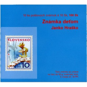 ZZ058 - Dětem - Janko Hraško