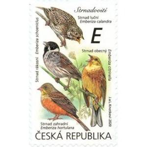 1083-1084 (série) - Zpěvní ptáci III