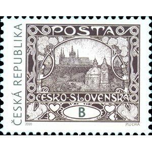 """1088 - Alfons Mucha """"B"""""""