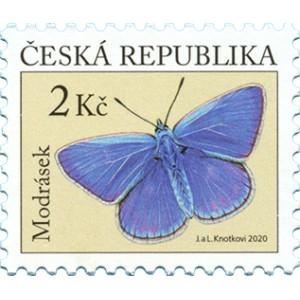 1093-1094 (série) - Motýli