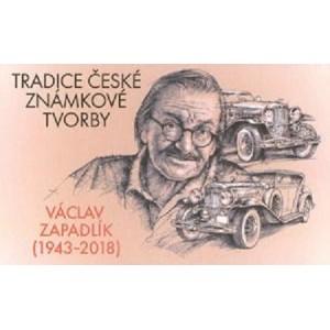 ZSL65 - Tradice české známkové tvorby: Václav Zapadlík
