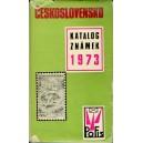 Katalog československých známek POFIS 1973