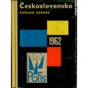 Katalog československých známek POFIS 1962