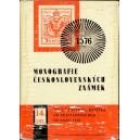 Monografie československých známek - 14. díl