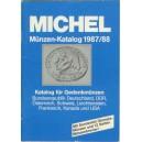 Katalog mincí Německa 1988, MICHEL