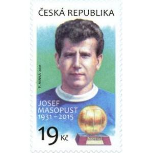 1107 - Osobnosti: Josef Masopust