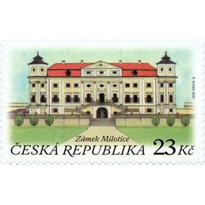 1108 - Státní zámek Milotice u Kyjova