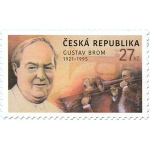 1119 - Osobnosti: Gustav Brom