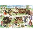 1126-1129A (aršík) - Ochrana přírody: Milovice