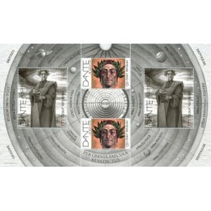 1130-1131A (aršík) - Dante Alighieri
