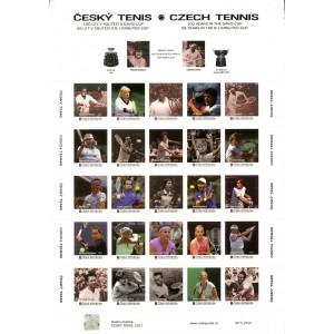 VZ TL0124 - Český tenis 2021