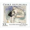 1138 - František Ronovský: Akt