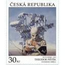 1139-1140 (série) - Umění: Theodor Pištěk