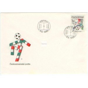 2941 FDC - MS ve fotbalu
