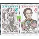 0089-90 (spojka 90+89) - EUROPA: Izabela Textorisová - portét a dílo