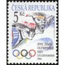 0034 - XVII. zimní olympijské hry Lillehammer 1994